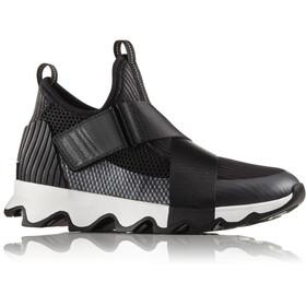 Sorel W's Kinetic Sneak Shoes Black/White